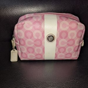 Coach Makeup Bag